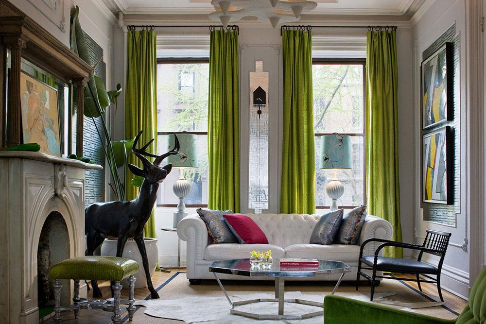 Idéer för att dekorera ditt hem med djärva färger 8 idéer för att dekorera ditt hem med djärva färger