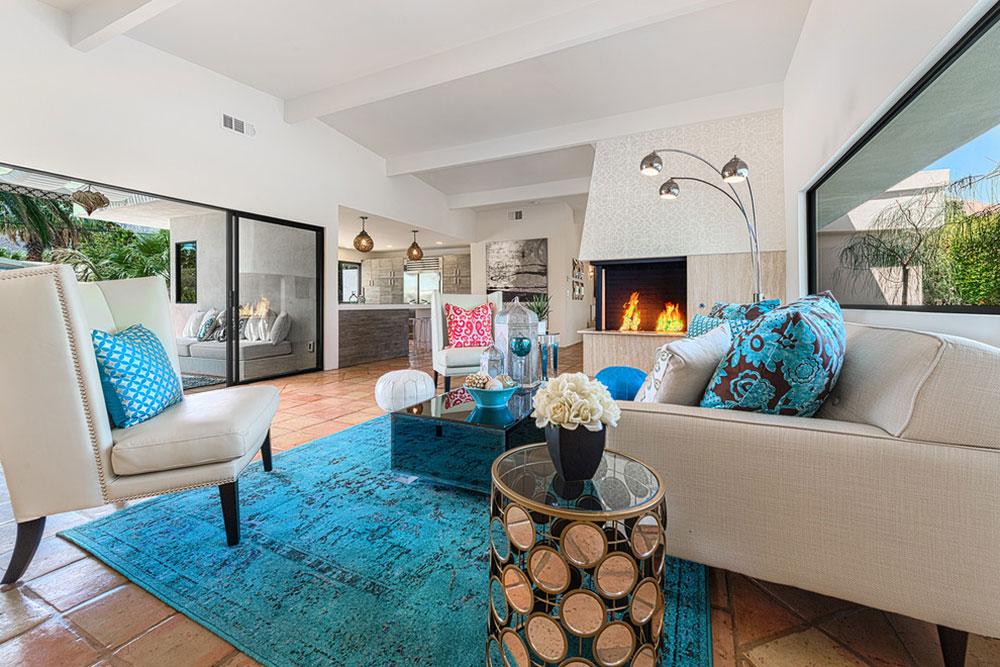 Idéer för att dekorera ditt hem med djärva färger 10 idéer för att dekorera ditt hem med djärva färger