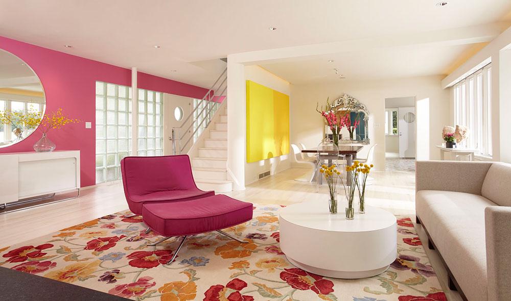 Idéer för att dekorera ditt hem med djärva färger1 Idéer för att dekorera ditt hem med djärva färger