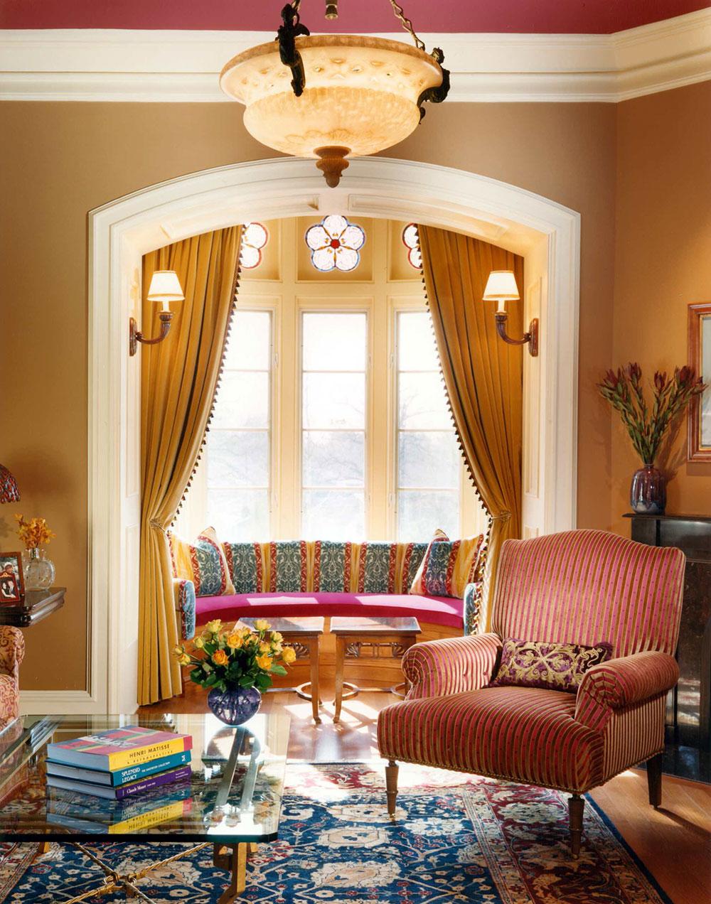 Idéer för att dekorera ditt hem med djärva färger 12 idéer för att dekorera ditt hem med djärva färger