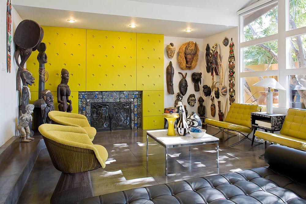 Idéer för att dekorera ditt hem med djärva färger 2 idéer för att dekorera ditt hem med djärva färger
