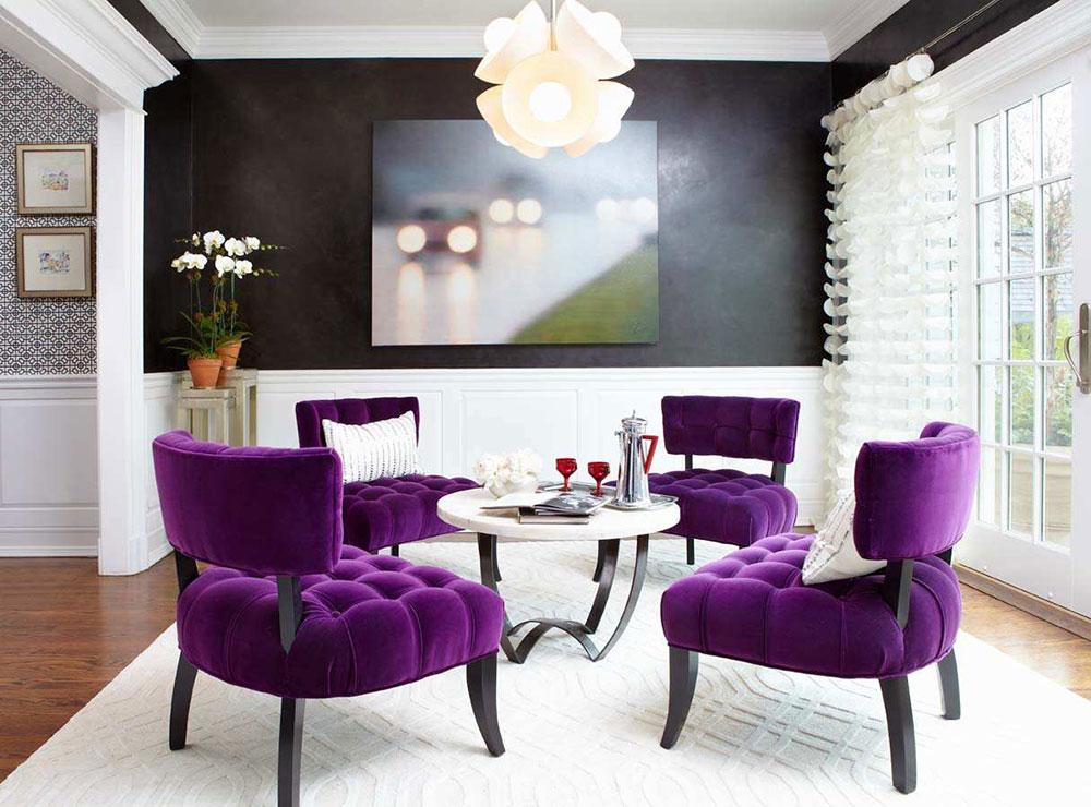 Idéer för att dekorera ditt hem med djärva färger 7 idéer för att dekorera ditt hem med djärva färger