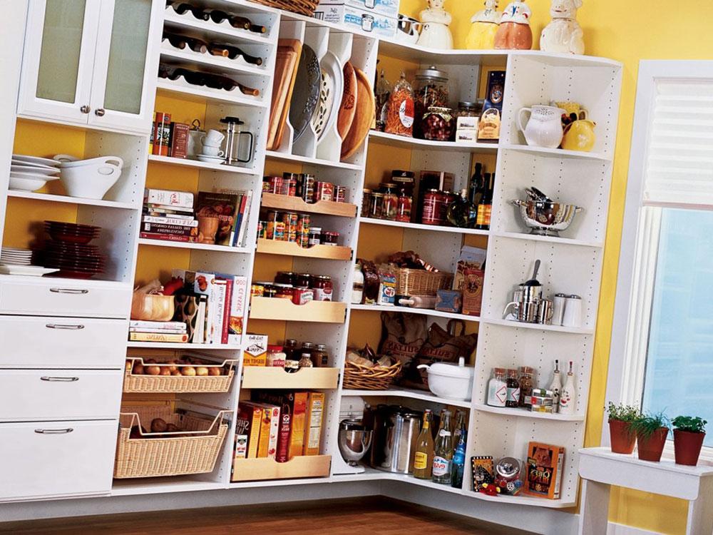 Förvaring Effektiv matlagning: Hur du får ut det mesta av ditt kök