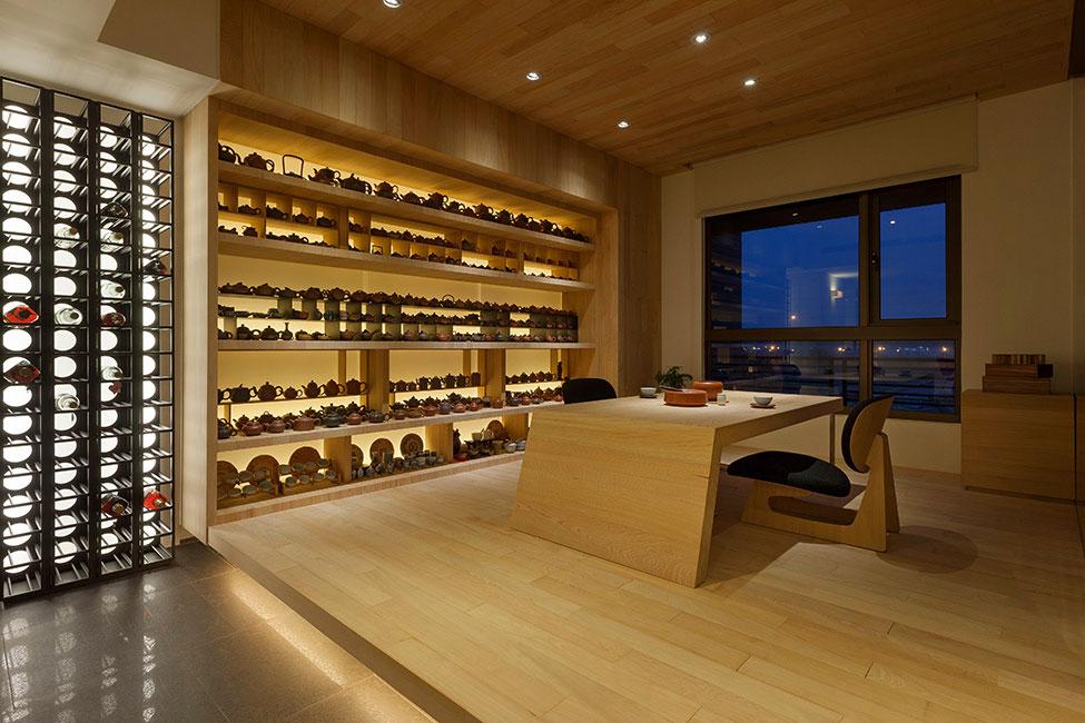 Lägenhet-redesignad-med-ett-stort-öppet-utrymme-17 Lägenhet omdesignat med ett stort öppet utrymme av JC Architecture