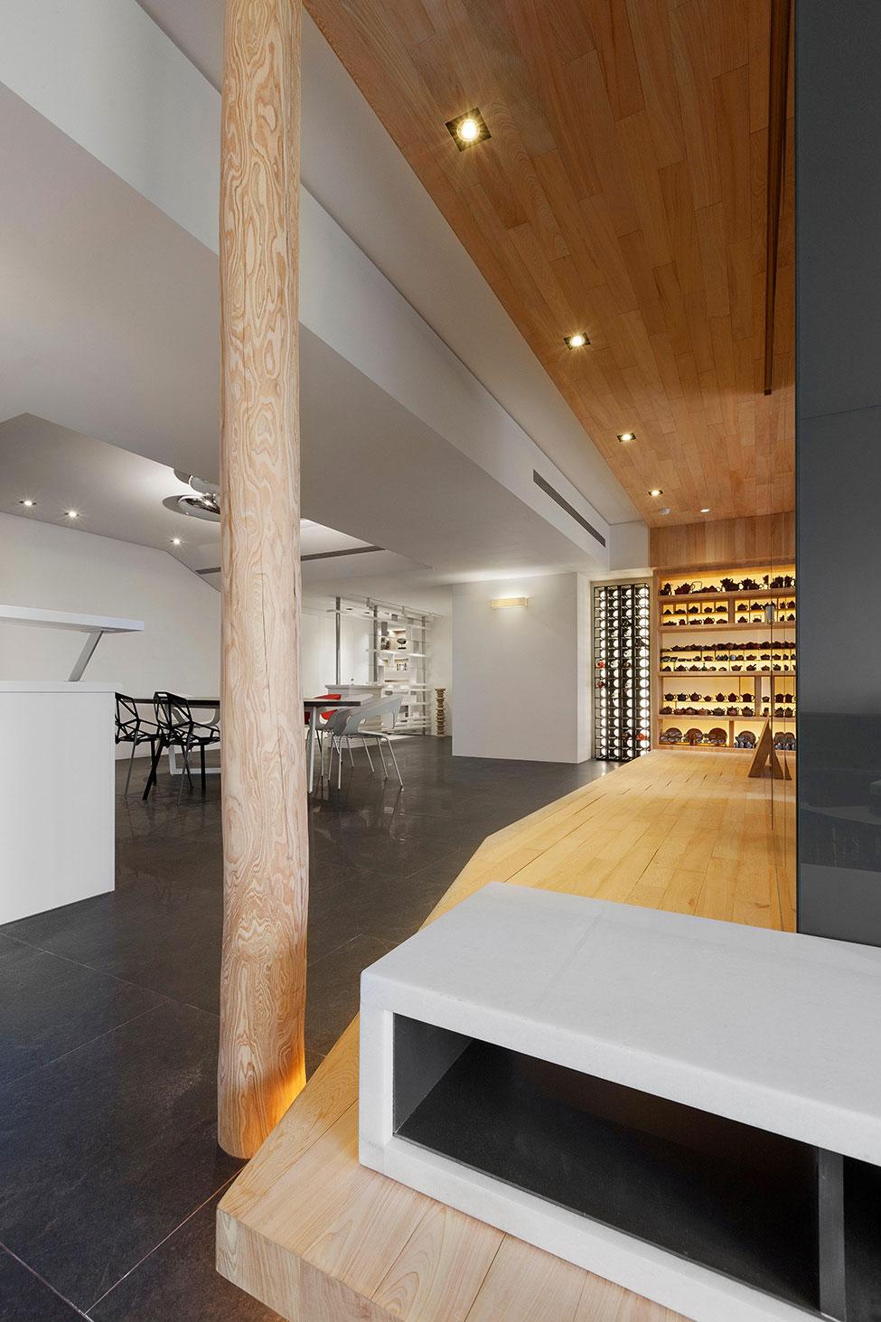 Lägenhet-omdesignad-med-ett-stort-öppet-utrymme-9 Lägenhet omdesignat med ett stort öppet utrymme av JC Architecture