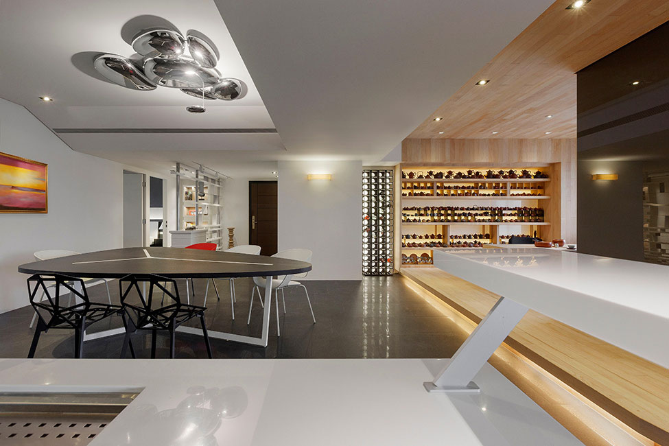Lägenhet-omdesignad-med-ett-stort-öppet-utrymme-2 Lägenhet omdesignat med ett stort öppet utrymme av JC Architecture