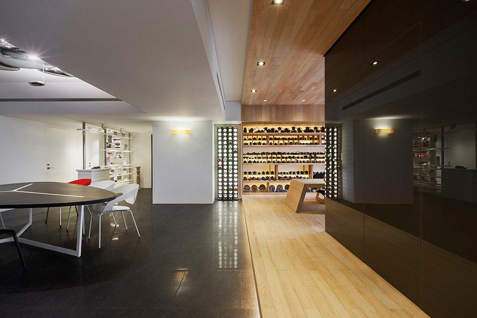 Lägenhet-omdesignad-med-ett-stort-öppet-utrymme-6 Lägenhet omdesignat med ett stort öppet utrymme av JC Architecture