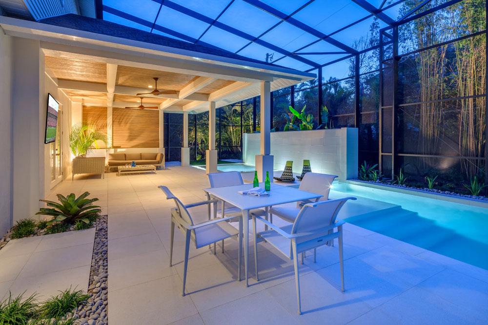 Poolterrass-renovering-med-paviljong-av-DWY-landskap-arkitekter Terrasstak: terrassrum och täckidéer