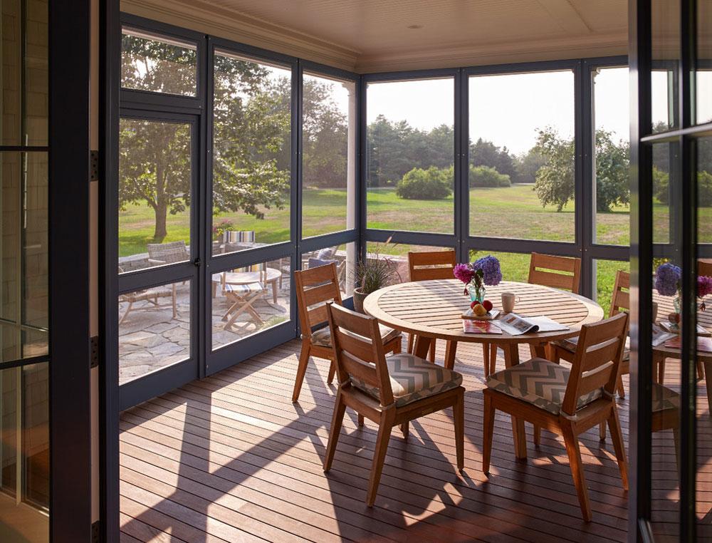 Maine-Coast-Home-by-Penelope-Daborn-Ltd.  Terrassbeläggningar: terrassytor och täckidéer