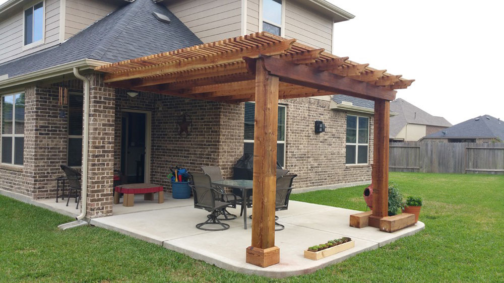 Pergolas-Arbors-and-Gazebos-by-Affordable-Shade-Patio-Covers Patio Canopyies: Patio Spaces and Covering Ideas