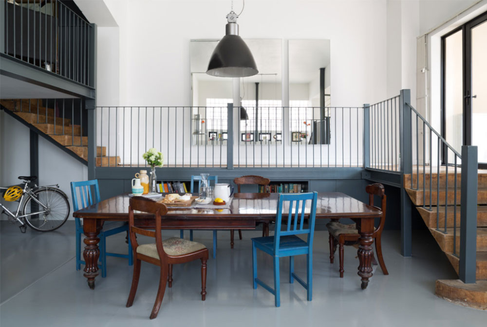 Bild 9-20 Hur man får gamla möbler att se nya ut