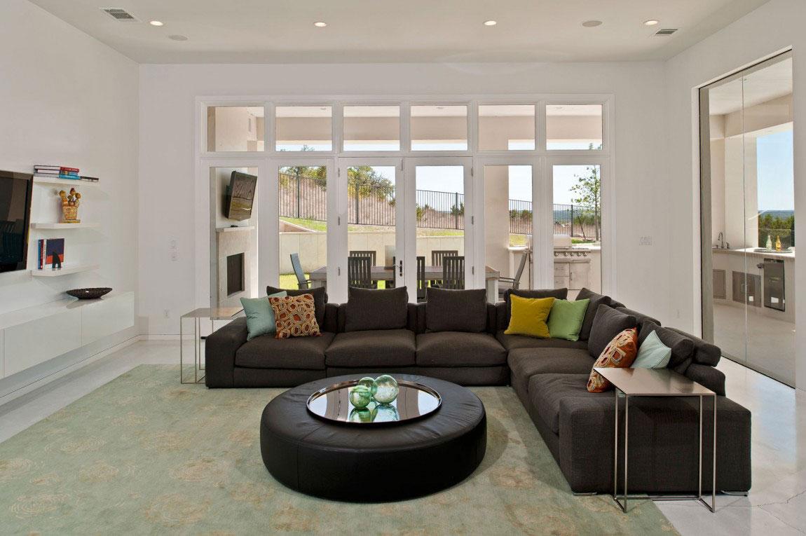 Modernt hus med modern lantlig stil 5 Modernt hus med modern lantlig stil