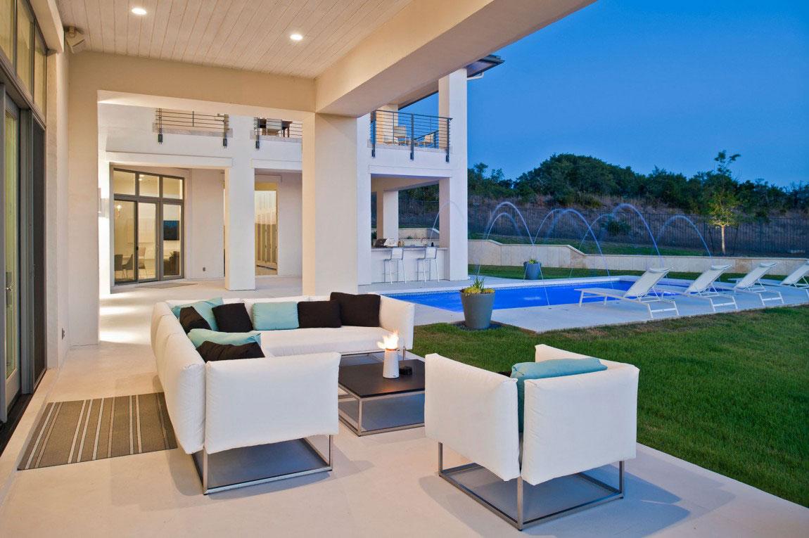 Modernt hem med modern stuga 10 Modernt hem med modern stuga