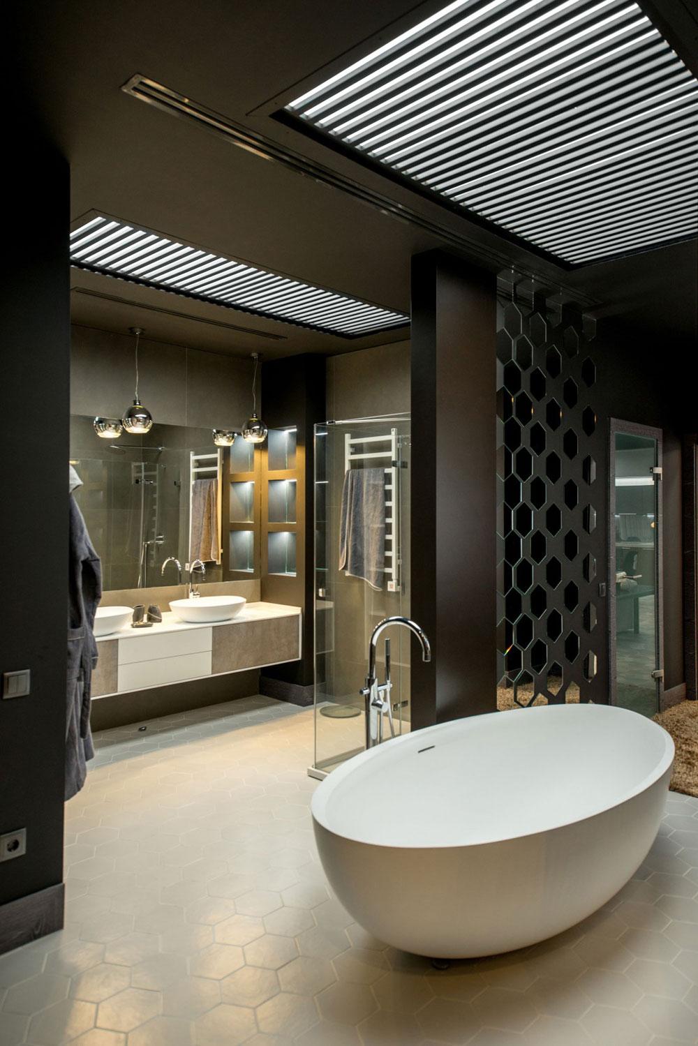 Huvudsaklig badrumsinredning för att hjälpa dig att skapa något bra 41 Huvudsaklig badrumsinredning för att hjälpa dig skapa något fantastiskt