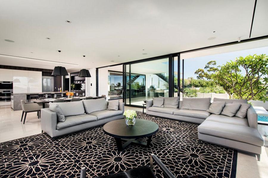 3 Ett elegant och modernt hem i Australien designat av Urbane Projects