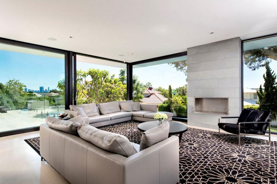 4 Ett elegant och modernt hem i Australien designat av Urbane Projects