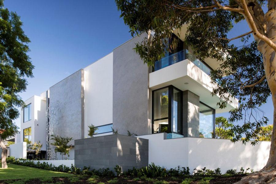 2 Ett elegant och modernt hem i Australien designat av Urbane Projects