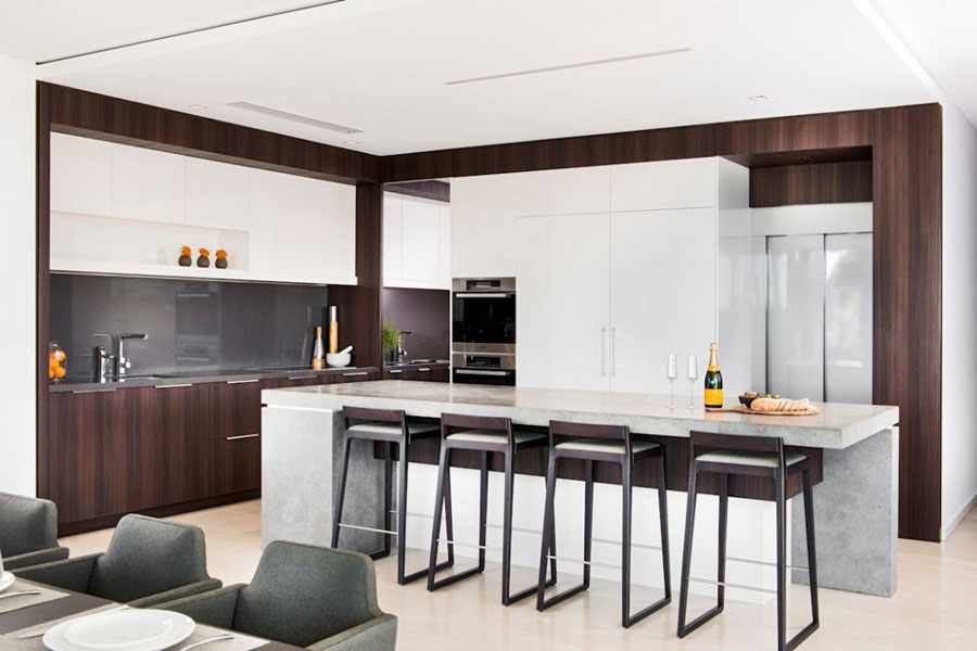 5 Ett elegant och modernt hem i Australien designat av Urbane Projects