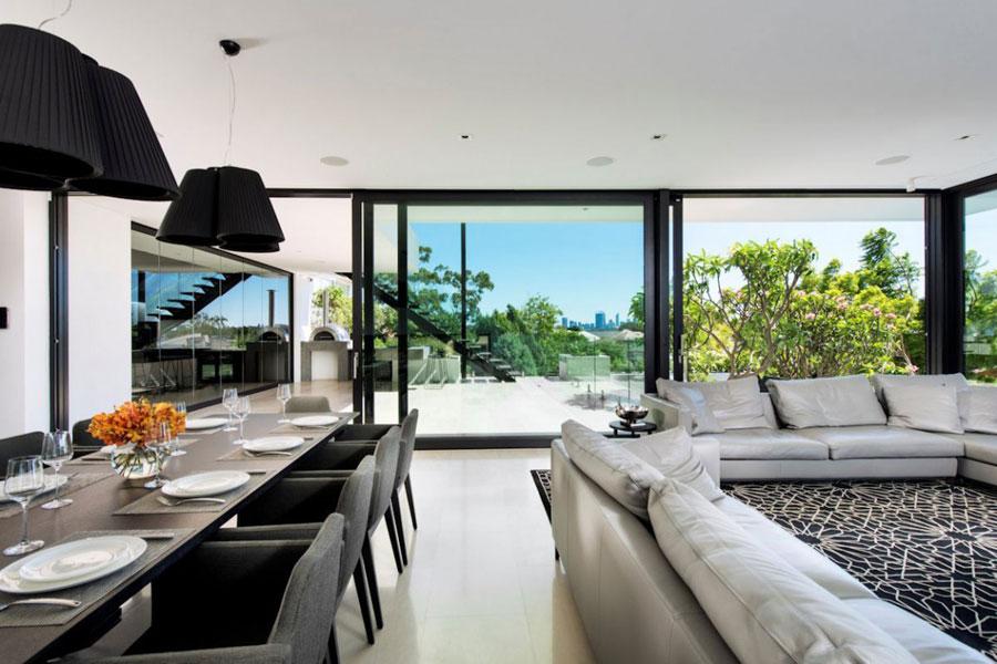 9 Ett elegant och modernt hem i Australien designat av Urbane Projects