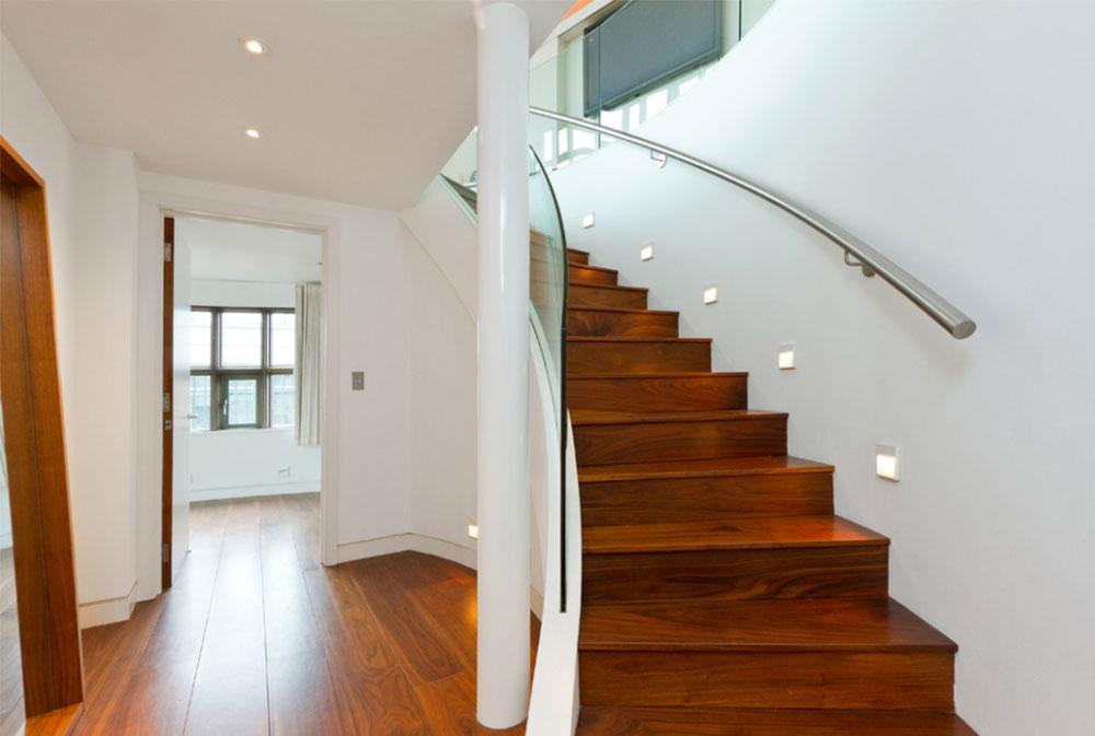 Bild-8-8 Idéer för dekoration av trappväggar