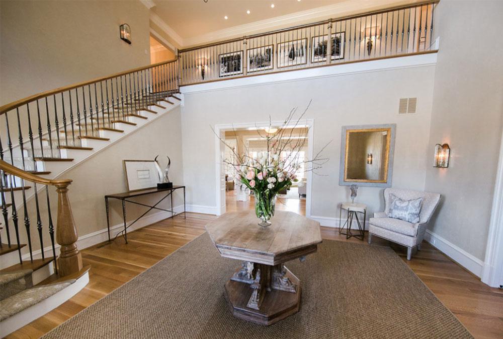 Bild-11-8 Idéer för dekoration av trappväggar
