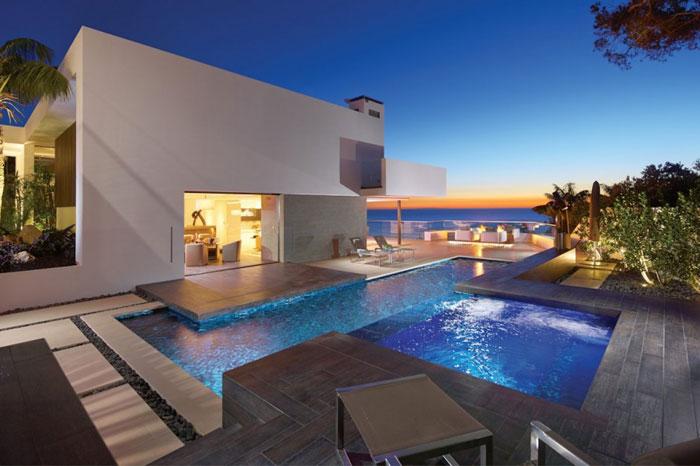 80962491689 Rockledge Residence - Fantastiskt strandhus designat av Horst Architects and Aria Design