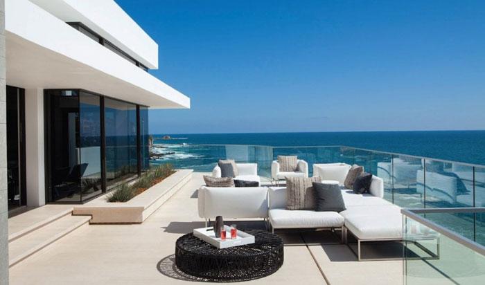 80962512238 Rockledge Residence - Fantastiskt strandhus designat av Horst Architects and Aria Design