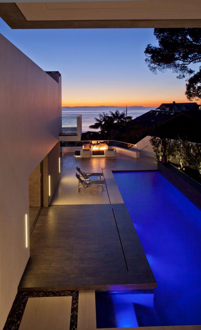 80962505757 Rockledge Residence - Fantastiskt strandhus designat av Horst Architects and Aria Design