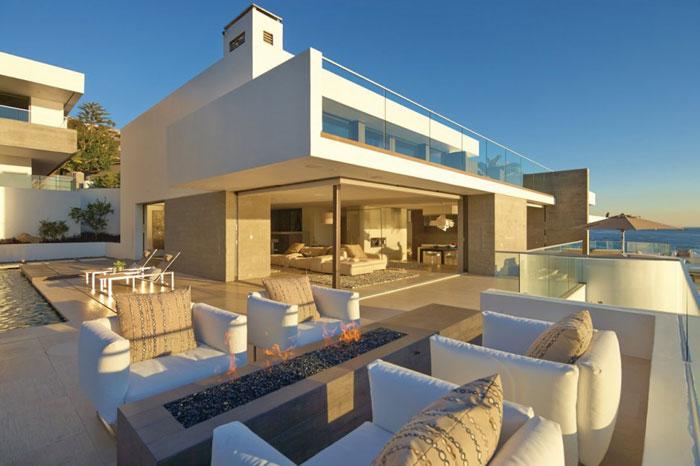 80962497424 Rockledge Residence - Fantastiskt strandhus designat av Horst Architects and Aria Design