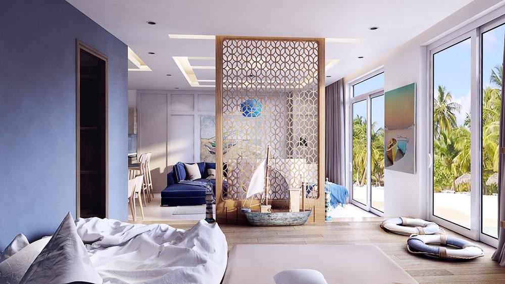 Nautisk-inredning-design-stil-och-dekoration-idéer-9 Nautisk inredning-design stil och dekoration idéer