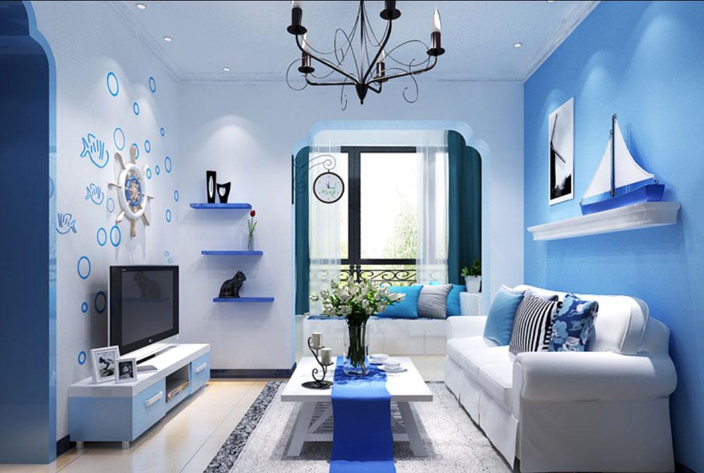 Nautisk inredningsstil-och-dekoration-idéer-1 Nautisk inredningsstil och dekorationsidéer