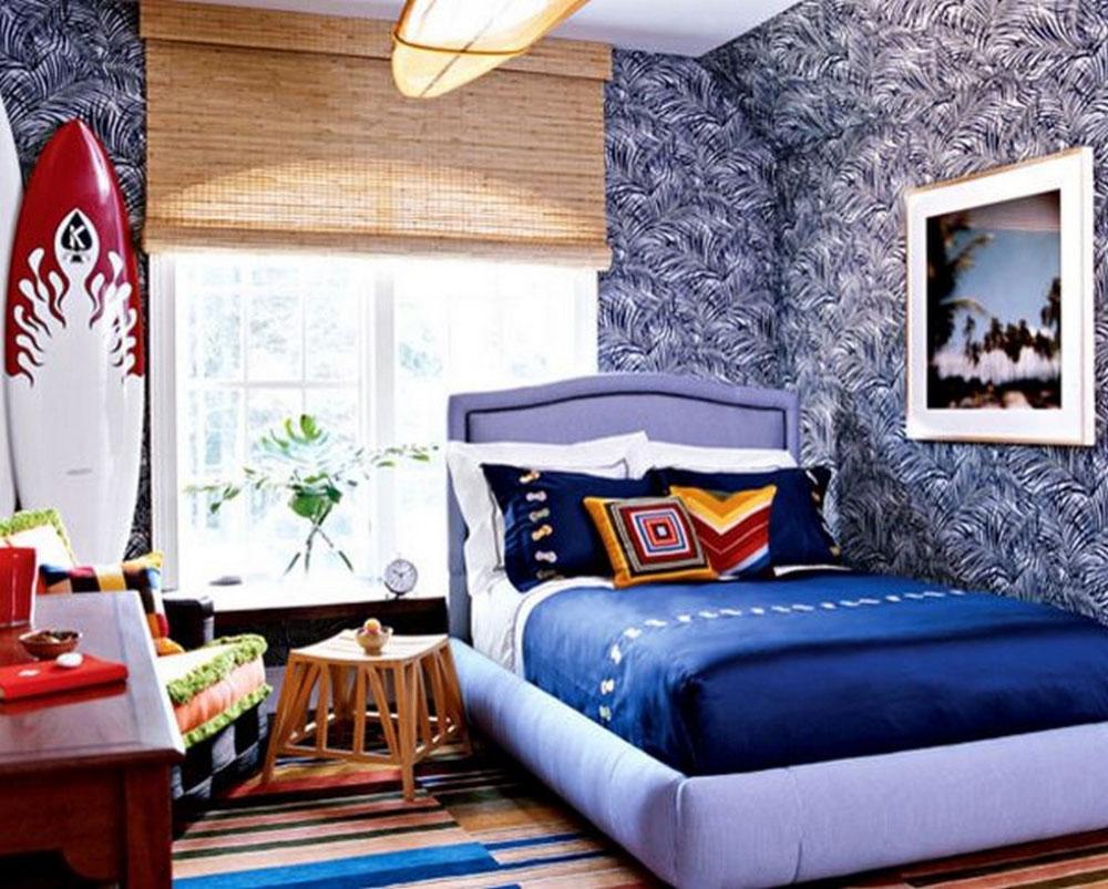 Nautisk-inredning-design-stil-och-dekoration-idéer-14 Nautisk inredning-design stil och dekoration idéer