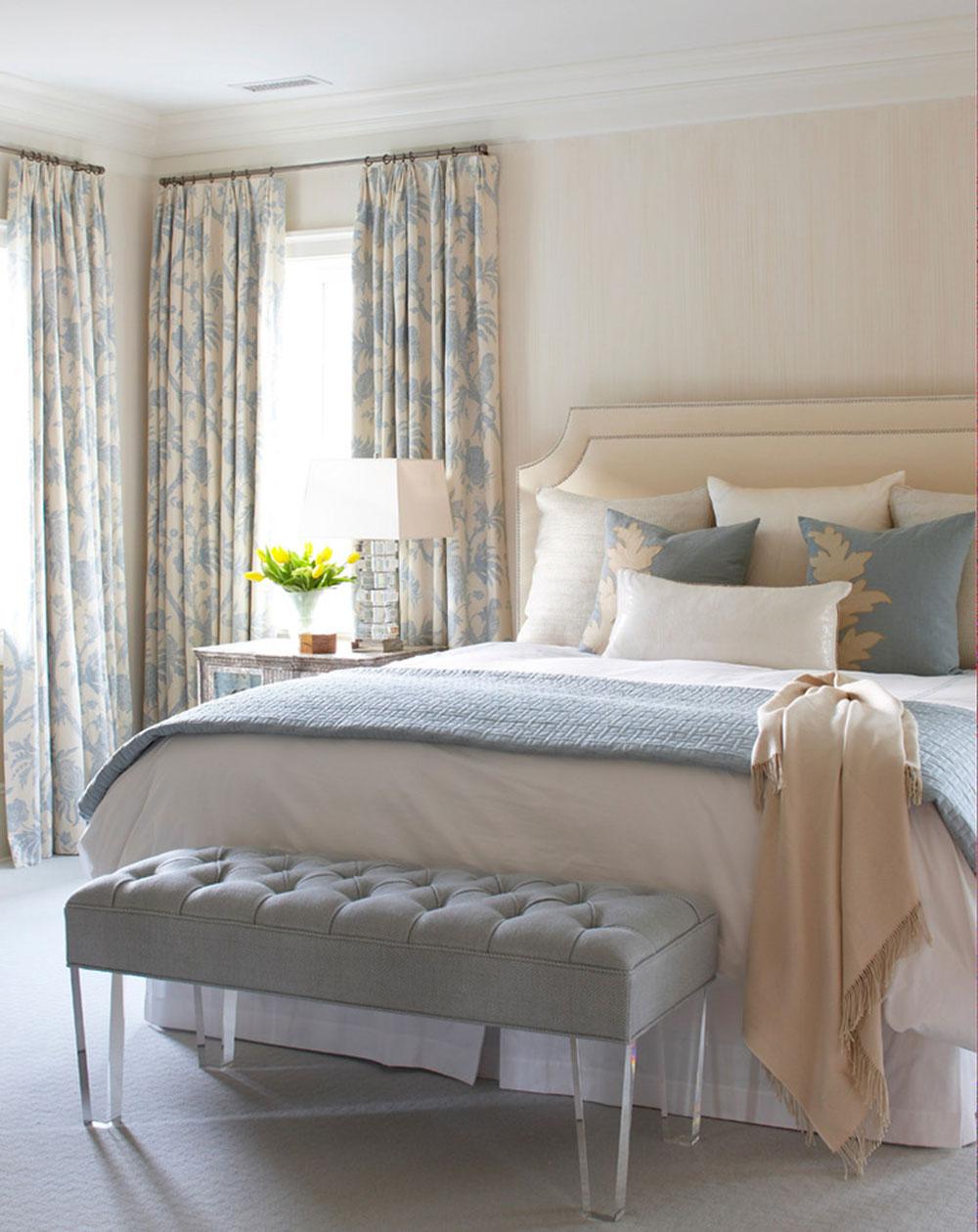 Hur du håller ditt sovrum kallt på sommaren 15 Hur du håller ditt sovrum på sommaren