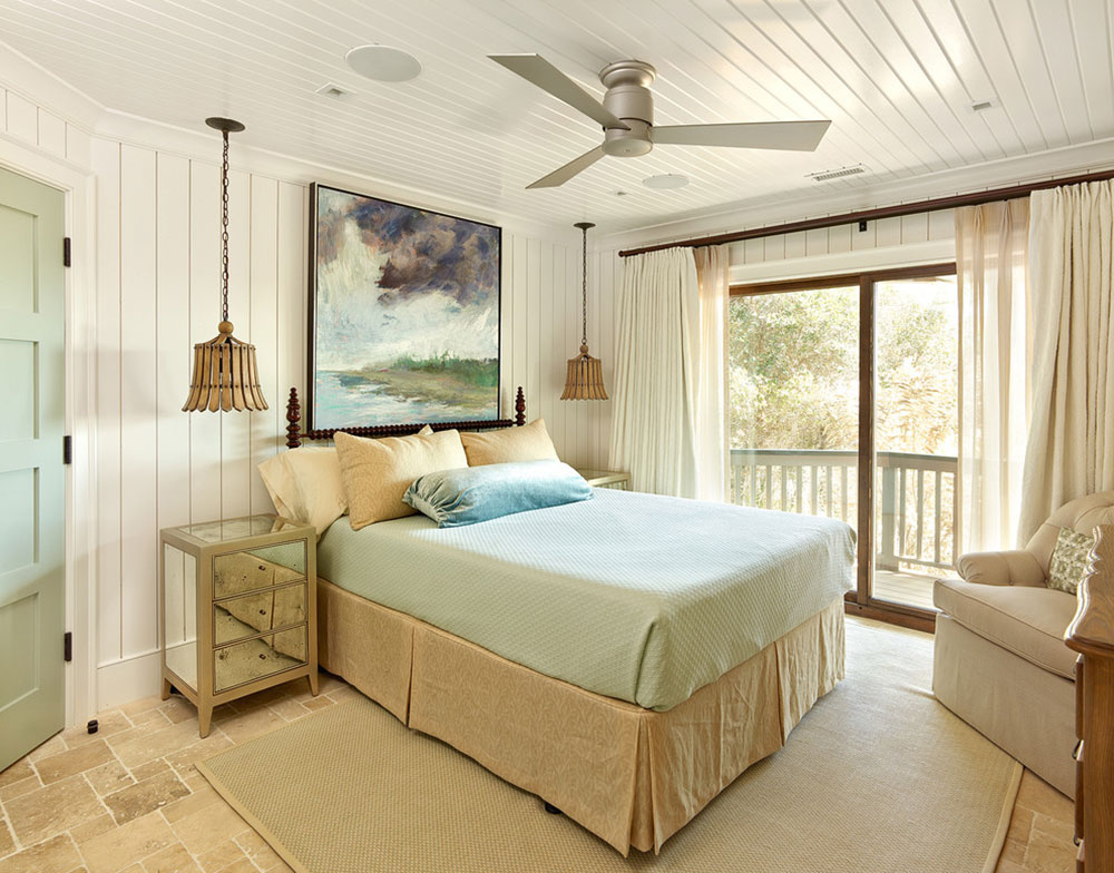 Hur du håller ditt sovrum kallt på sommaren 17 Hur du håller ditt sovrum på sommaren
