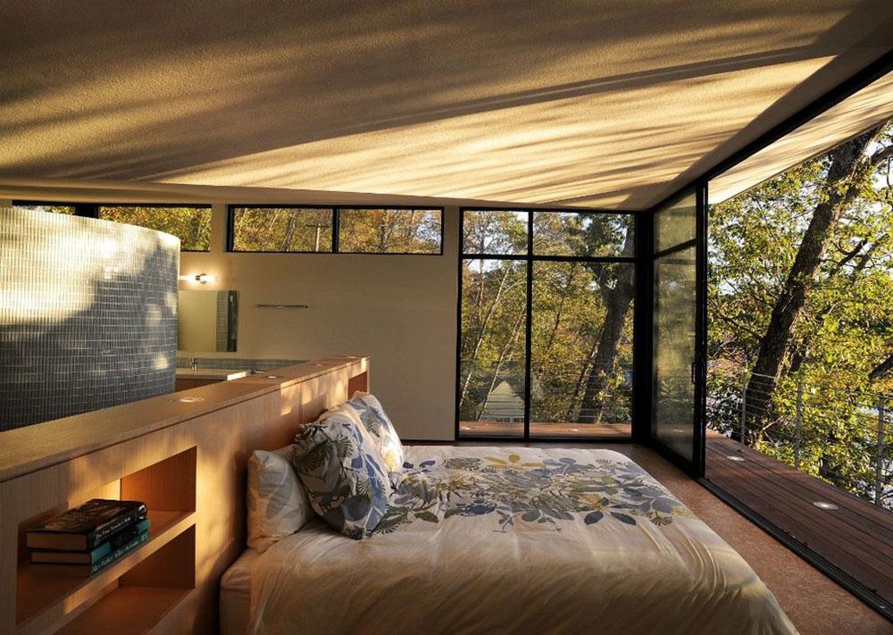 Hur du håller ditt sovrum kallt på sommaren 6 Hur du håller ditt sovrum på sommaren