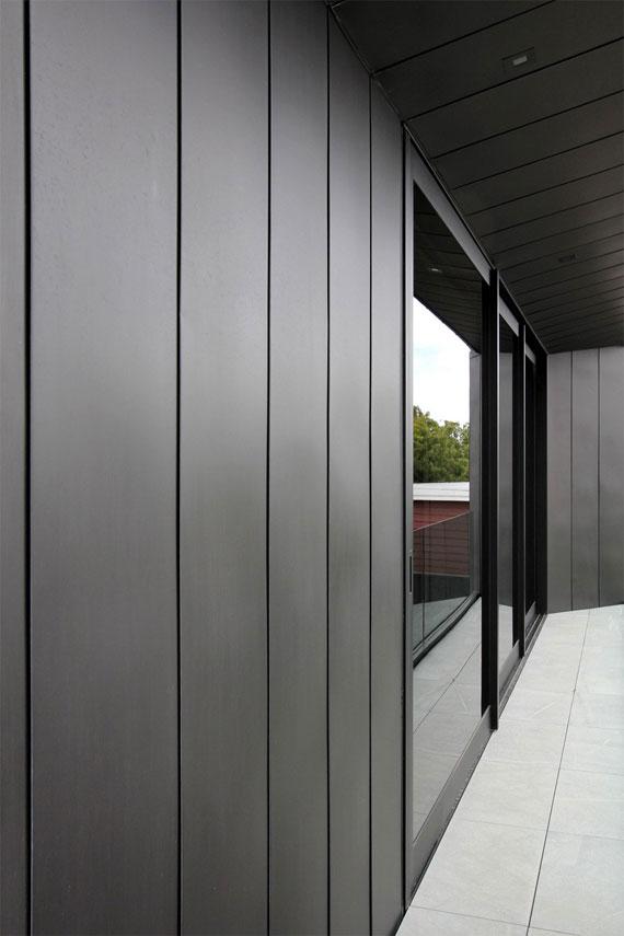cls6 Modernt svartvitt drömhus: Lucerne House av Daniel Marshall Architects