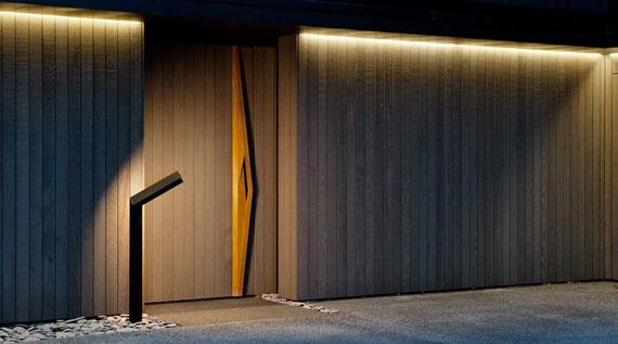 cls23 Modernt svartvitt drömhus: Lucerne House av Daniel Marshall Architects