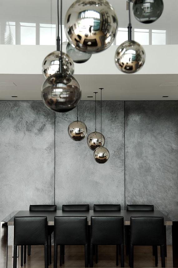 cls13 Modernt svartvitt drömhus: Lucerne House av Daniel Marshall Architects