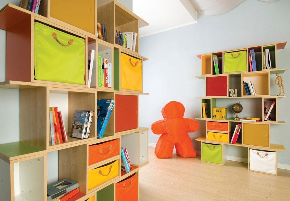 Lazzari-plantskola-2-Lazzari-av-USA-ett-märke-av-Foppapedretti-leksaksförvaringsidéer för att hålla rummet snyggt och organiserat