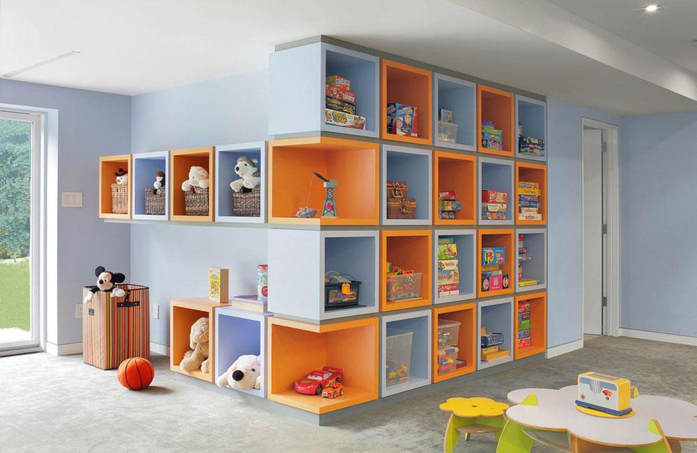 WestchesterNY-by-Eisner-Design-LLC Leksaksförvaringsidéer för att hålla utrymmet snyggt och organiserat