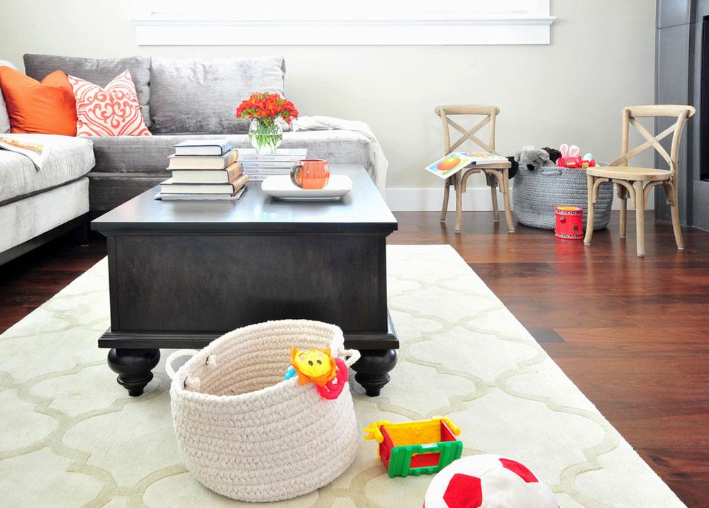Capital-Hill-Residence-by-Enviable-Designs-Inc.  Idéer för lagring av leksaker för att hålla utrymmet snyggt och organiserat