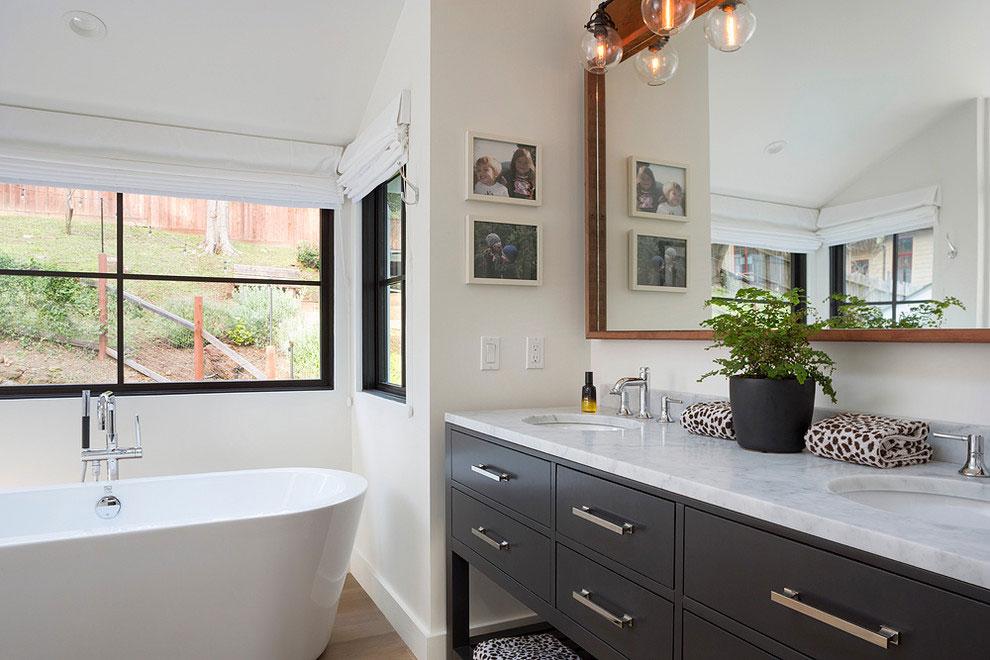 Omdesignad Creekside Retreat är nu ett bra hem 5 Den omdesignade Creekside Retreat är nu ett bra hem
