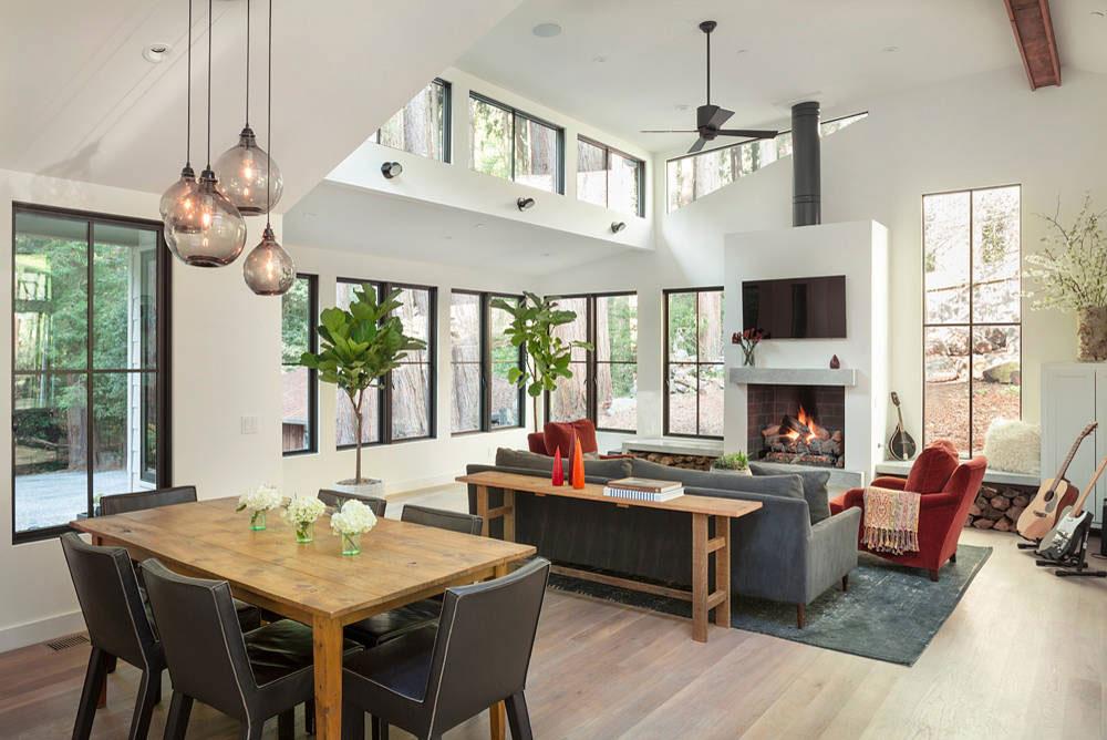 Den omdesignade Creekside Retreat är nu ett bra hem-3 Den redesignade Creekside Retreat är nu ett bra hem