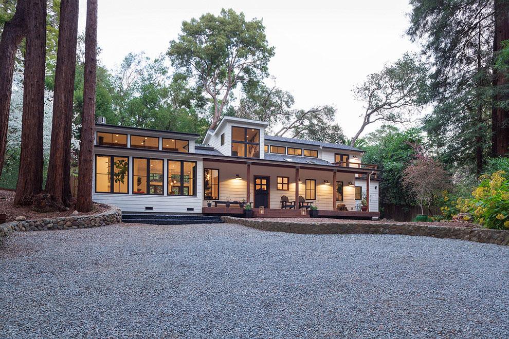 Den omdesignade Creekside Retreat är nu ett bra hem 9 Den redesignade Creekside Retreat är nu ett bra hem