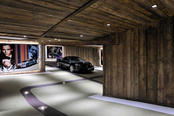 c18 Lyxig Chalet Brickell designad av Pure Concept