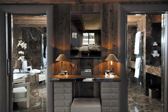 c14 Lyxig Chalet Brickell designad av Pure Concept
