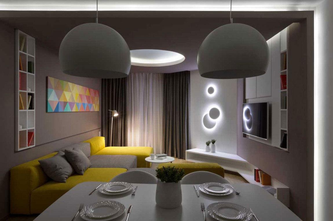 Den futuristiska lägenheten som Denis-Rakaev-skapade-moon-box-15 Den futuristiska lägenheten som Denis Rakaev skapade - moon-box