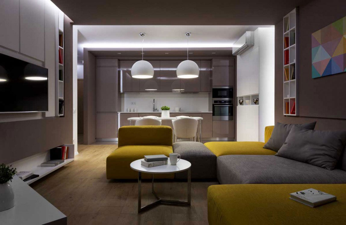 Den futuristiska lägenheten som Denis-Rakaev-skapade-moon-box-6 Den futuristiska lägenheten som Denis Rakaev skapade - moon-box
