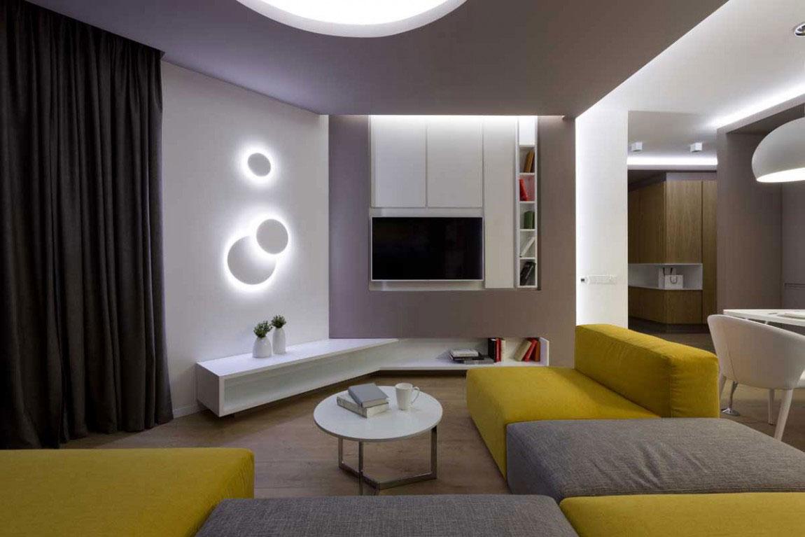 Den futuristiska lägenheten som Denis-Rakaev skapade-moon-box-3 Den futuristiska lägenheten som Denis Rakaev skapade - moon-box
