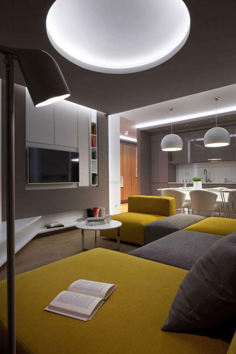 Den futuristiska lägenheten som Denis-Rakaev skapade-moon-box-5 Den futuristiska lägenheten som Denis Rakaev skapade - moon-box